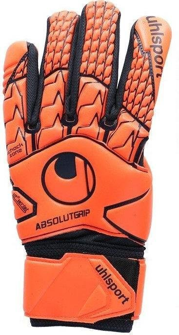 Goalkeeper's gloves Uhlsport absolutgrip hn tw- kids