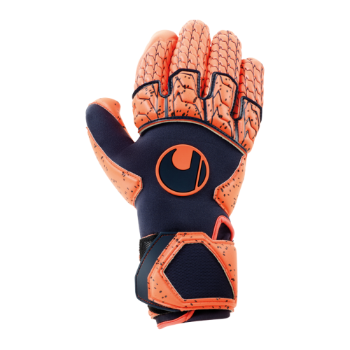 Goalkeeper's gloves Uhlsport next level supergrip reflex tw-