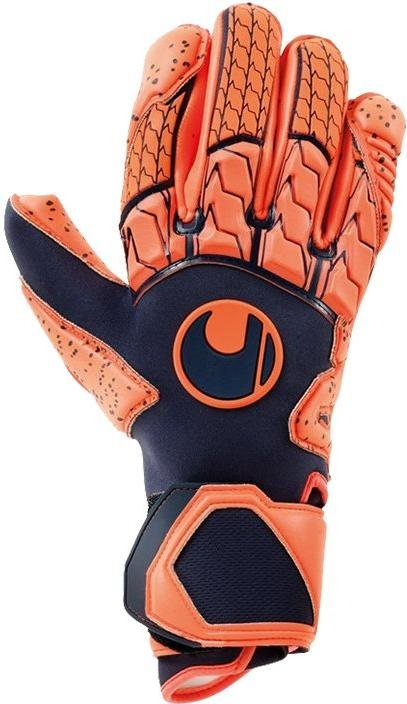 Goalkeeper's gloves Uhlsport next level supergrip