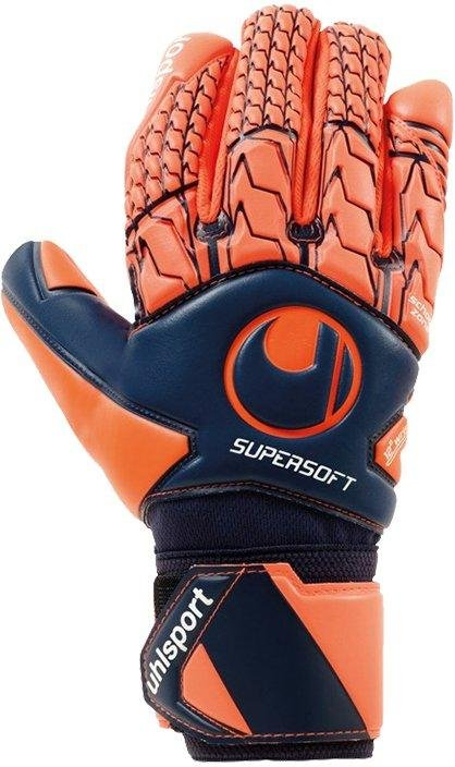 Goalkeeper's gloves Uhlsport next level supersoft hn tw-