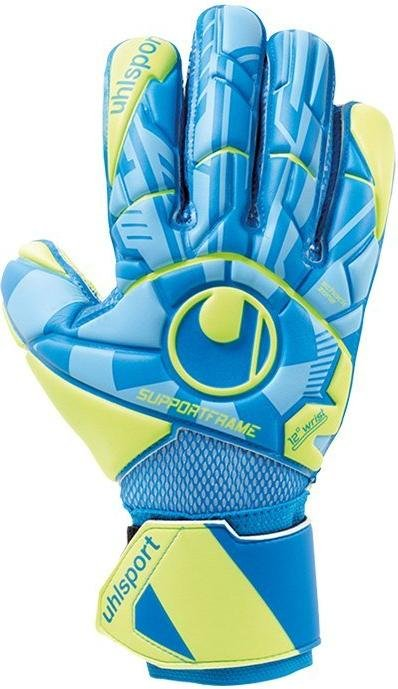 Goalkeeper's gloves Uhlsport uhlsport radar control soft sf