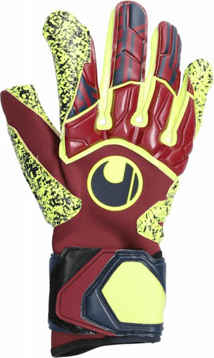 Goalkeeper's gloves Uhlsport Dyn.Impulse Supergrip TW glove