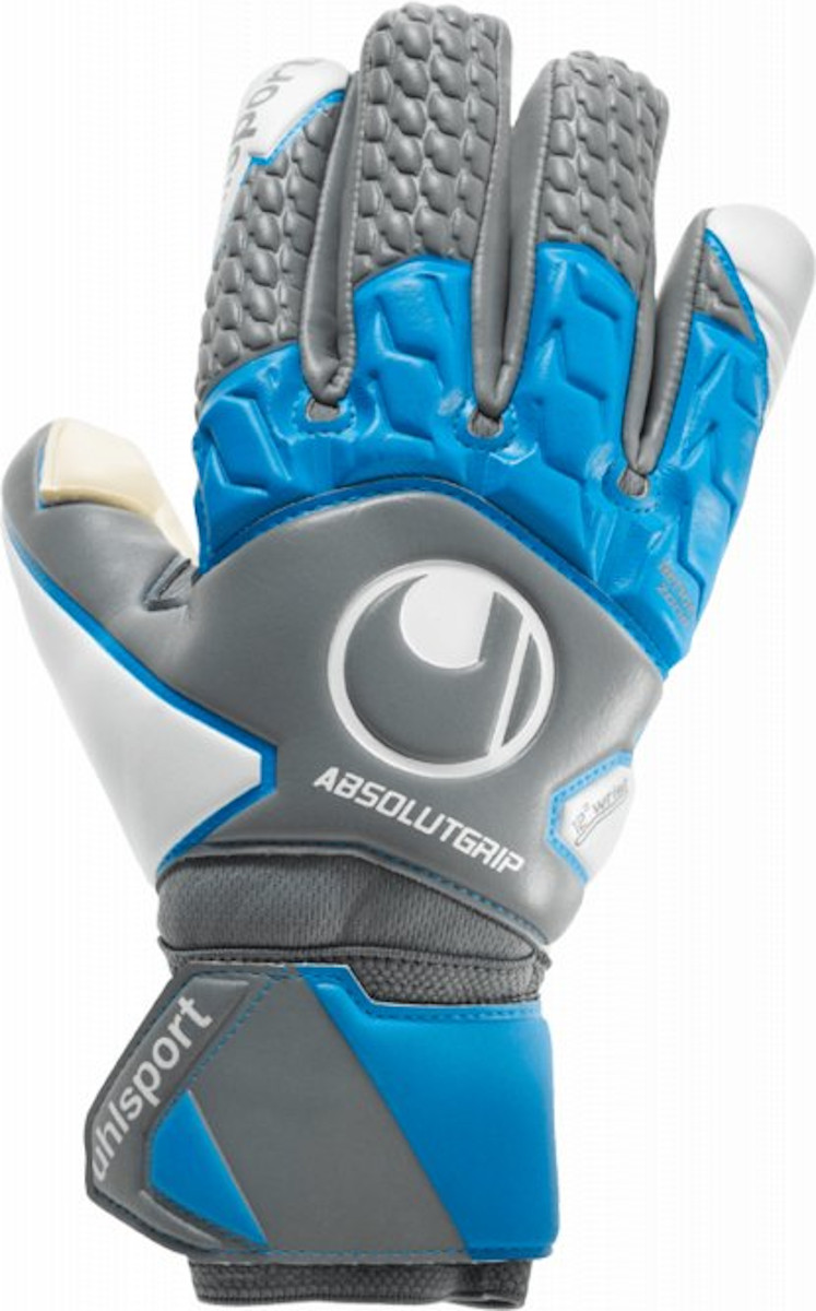 Goalkeeper's gloves Uhlsport Absolutgrip Tight HN TW glove