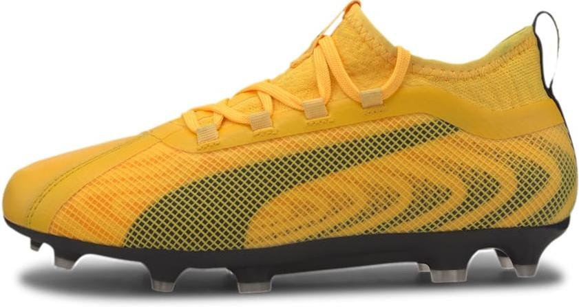Football shoes Puma ONE 20.2 FG/AG Jr
