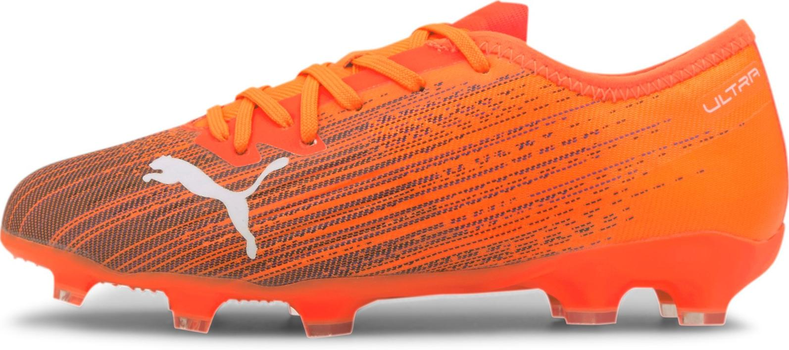 Football shoes Puma ULTRA 2.1 FG/AG Jr