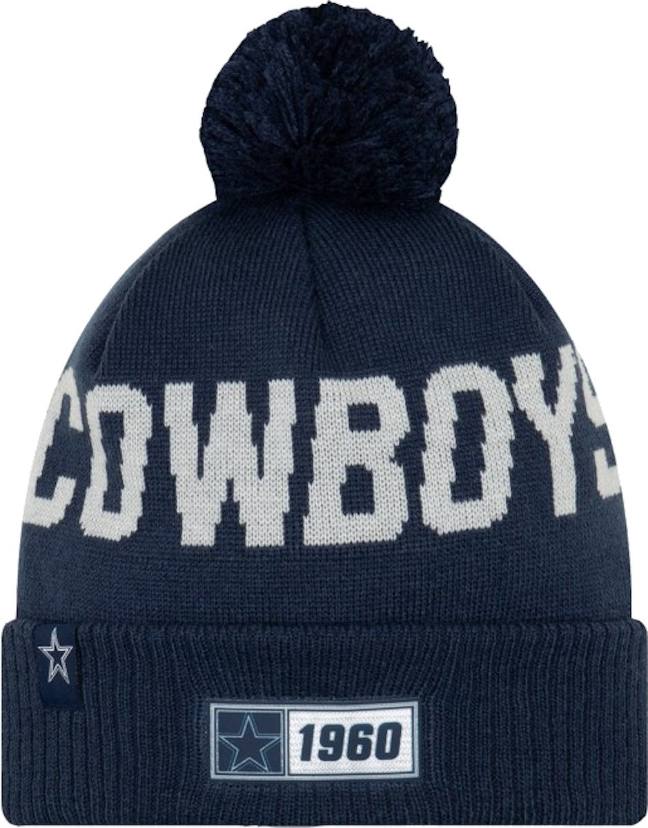 Hat New Era Dallas Cowboys RD Knitted Cap