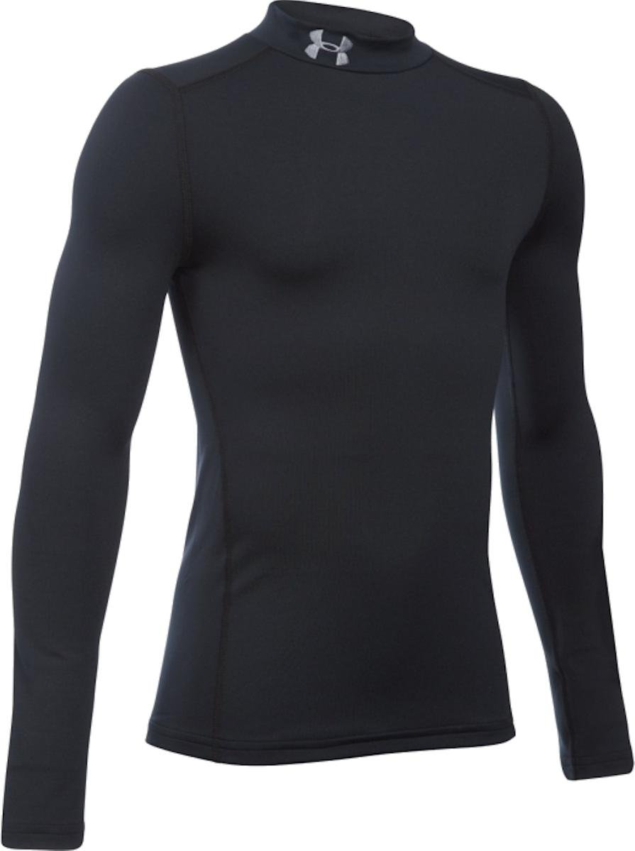 Long-sleeve T-shirt Under Armour B UA ColdGear Mock