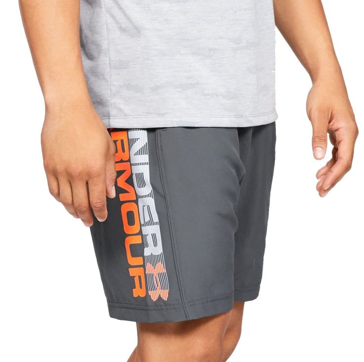 Shorts Under Armour Woven Graphic Wordmark Short