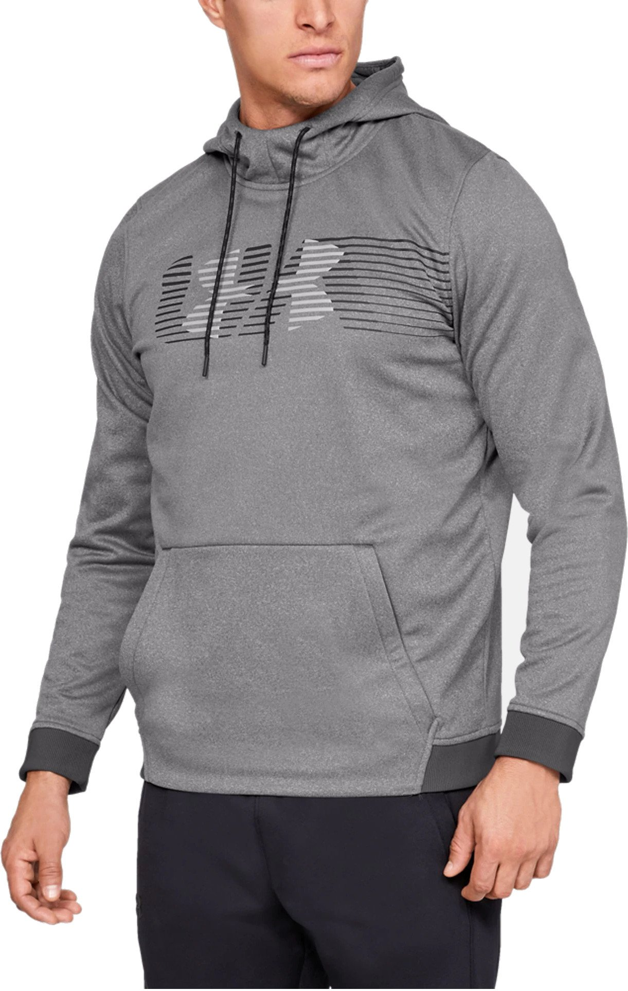 Hooded sweatshirt Under Armour ARMOUR FLEECE SPECTRUM PO HOODIE