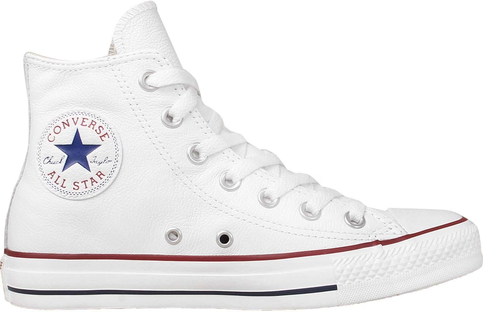 Shoes Converse chuck taylor as high leather