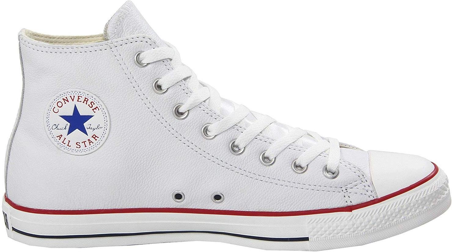 Shoes Converse converse chuck taylor as high leather