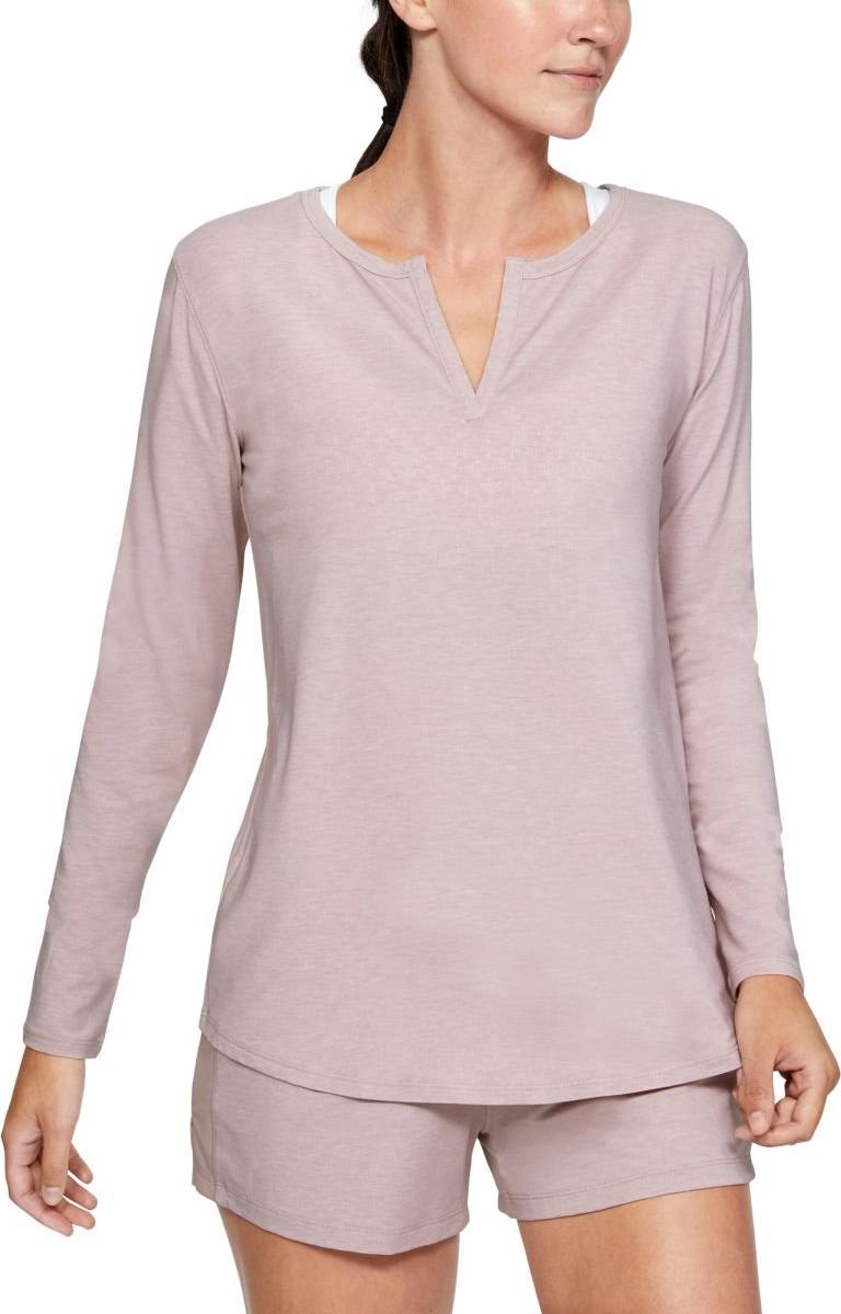 Long-sleeve T-shirt Under Armour Recovery Sleepwear Longsleeve
