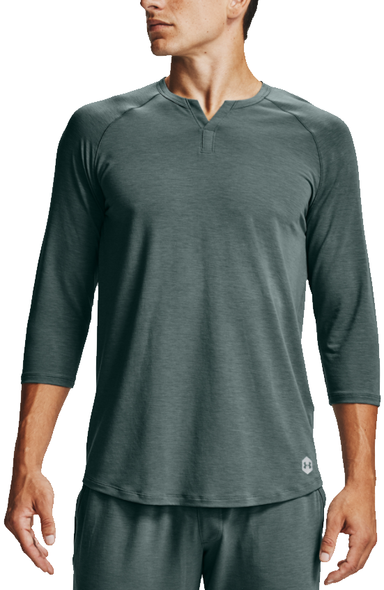 Long-sleeve T-shirt Under Armour Under Armour Recover Sleepwear Henley