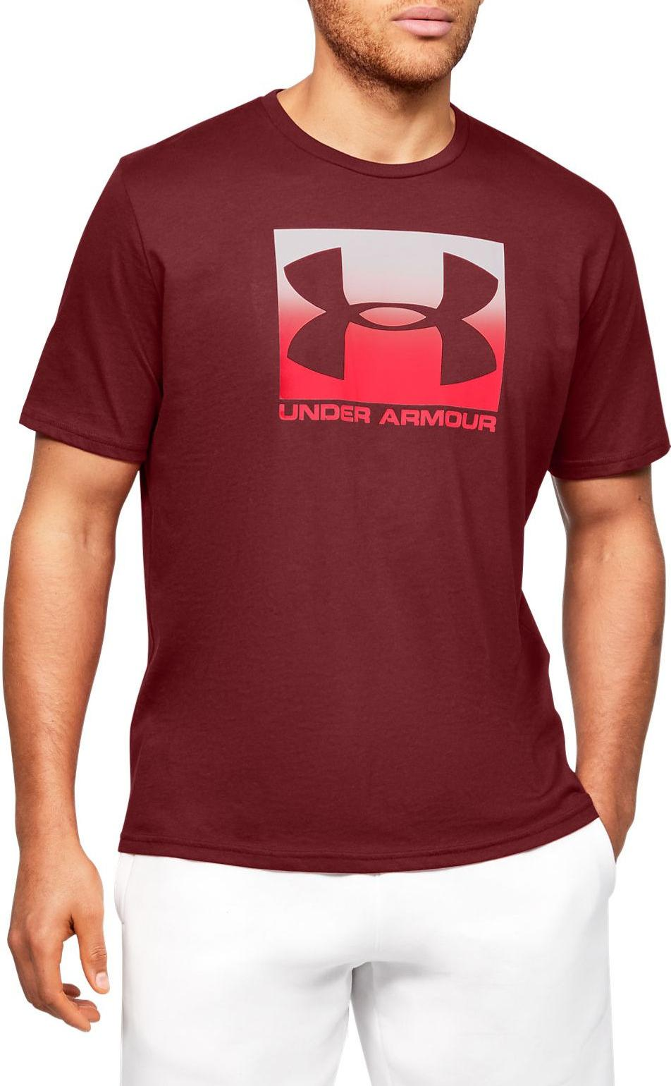 T-shirt Under Armour UA BOXED SPORTSTYLE SS