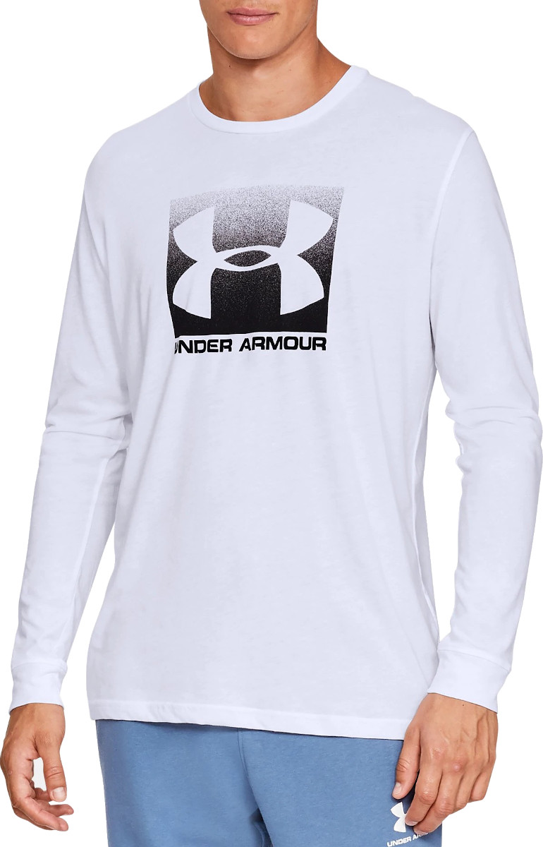 Long-sleeve T-shirt Under Armour UA BOXED SPORTSTYLE LS