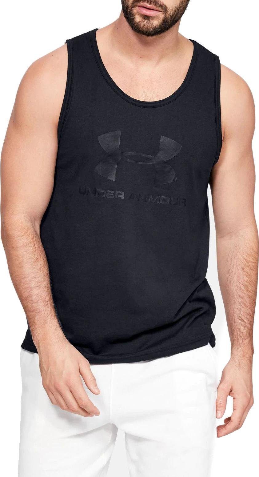 Tank top Under Armour UA SPORTSTYLE LOGO TANK