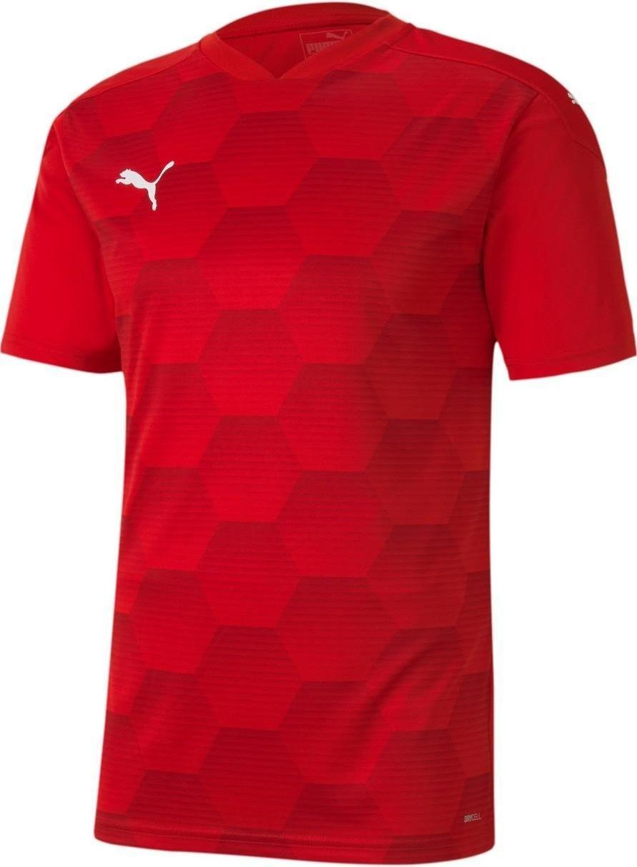 Shirt Puma teamFINAL 21 Graphic Jersey Jr