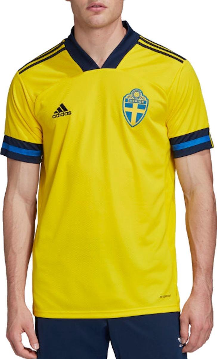 Shirt adidas Sweden Home Jersey 2020/21