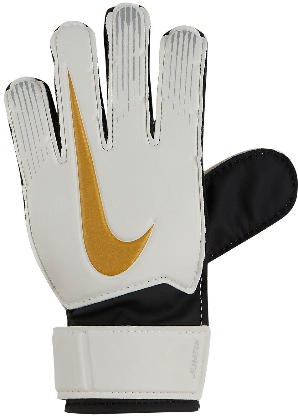 Referéndum salida suficiente  Goalkeeper's gloves Nike NK GK MATCH JR-FA18 - Top4Football.com